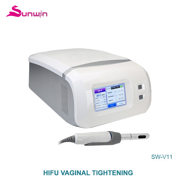 SW-V11 Hironic Non-invasive HIFU vaginal tightening vagina rejuvenation beauty equipment