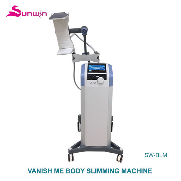 SW-BLM Vanish Me BLM body belly slimming face fat reduction fat reduction RF remove belly fat cellulite remover fat reduction remova fat beauty system