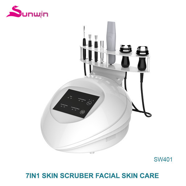 SW401 facial LED light beauty device deep cleaning facial freckle removal tighten skin firming beauty system