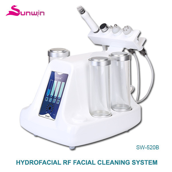 SW-520B Glowskin O beauty instrument eyes bag removal fade dark circles water evaporation facial skin spa equipment