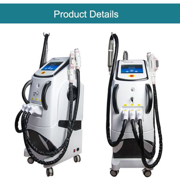 SW-1616E Multifunction 3 in 1 IPL OPT Elight PICO LASER tattoo removal hair reduction beauty clinic salon beauty machine