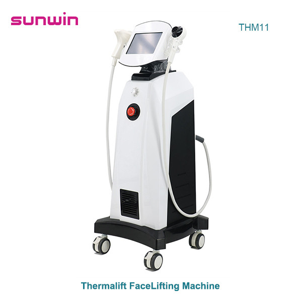 THM11 Thermalift wrinkle removal RF face lift radio frequency skin tightening machine