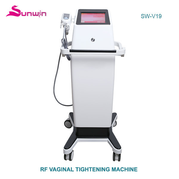 SW-V19 RF technology women private vaginal tightening rejuvenation beauty machine