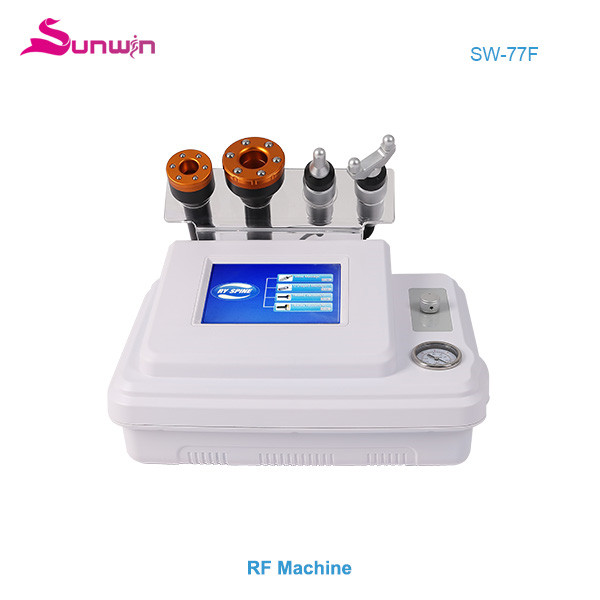 SW-77F 4 in 1  Vacuum heat vibration massage device relieve muscle pain