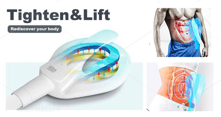 SW-EMT01 HIFEM High Intensity Focused Electromagnetic EMSculpt Muscle Building Fat Removal Non Surgical Body Sculpting Contouring Treatment Fat Reduction Muscle Stimulation