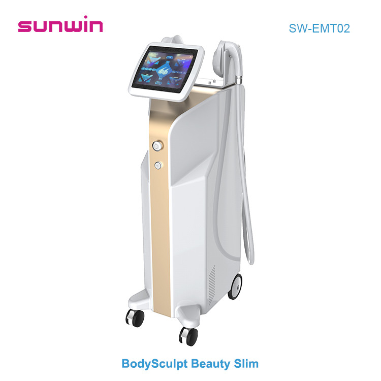 SW-EMT02 HIEMT technology Muscle Toning and Fat Loss Emsculpting Non-invasive Body Contouring Machine