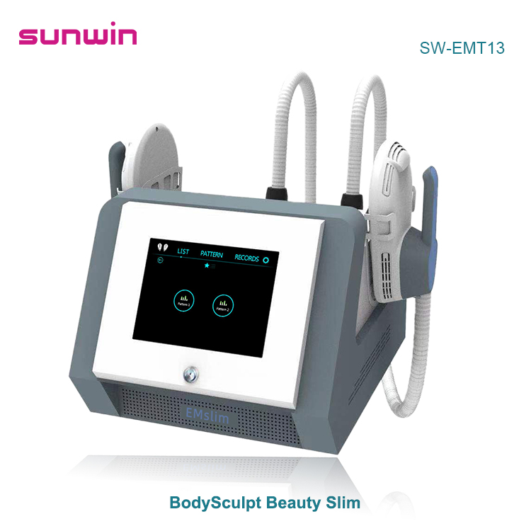 SW-EMT13 Portable EmSlim teslasculpt muscle toning noninvasive body sculpting weight loss slimming HIEMT pro machine
