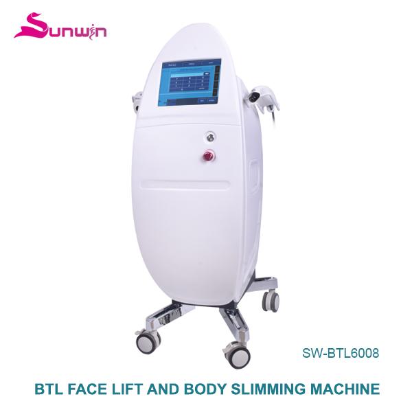 Sunwin Professional Btl Exilis Elite Body Slimming Beauty